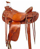 Western Ranch, Trail and Show Saddles