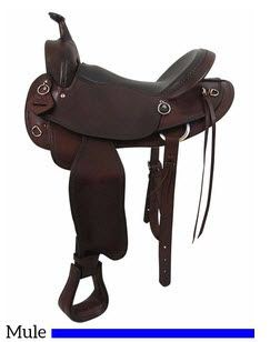 Mule Saddles for Sale - Find a Good Fit for Your Mule Today!
