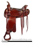 big horn tennessee walking horse saddle