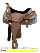 Billy Cook Show Saddles