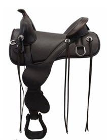 Treeless Trail Saddle by Circle Y