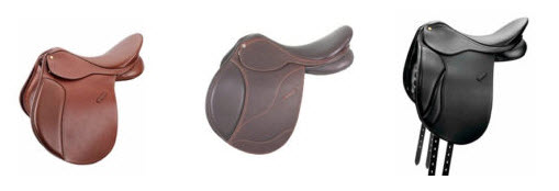 Collegiate English Saddles: All Purpose, Close Contact, Dressage and more