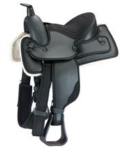 Kincade Redi-Ride Child's Western Saddle