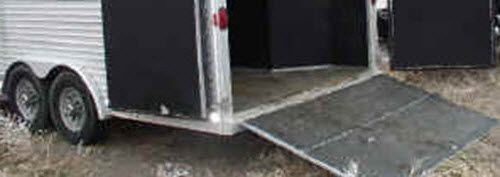 inspect your horse trailer ramp for safety