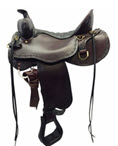 Tucker Black Mountain Gaited Horse Saddles
