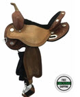 Used barrel racing saddles