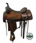 Used western saddles for sale featuring used cutting saddles