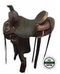 Used ranch saddles